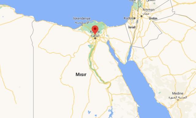 Mısır Kalyubiye nerede, haritadaki yeri neresi? Mısır'daki tren kazası nerede oldu?