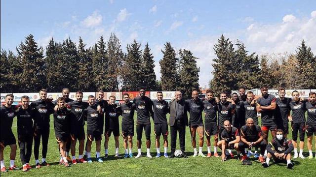 Mustafa Cengiz, 'Sizi motive etmek için öyle konuştum' mesajını Arda aracılığıyla takıma gönderdi