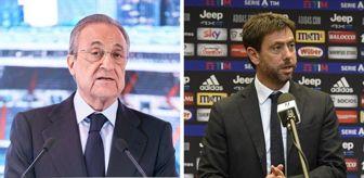 Europe: Avrupa Süper Ligi: İtalyan basınına göre Real Madrid ve Juventus başkanları Ocak'ta projeye son şeklini verdi