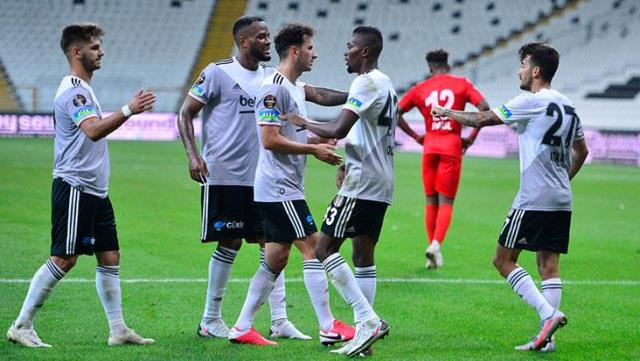 The day of Beşiktaş's Kayserispor and Çaykur Rizespor matches has changed