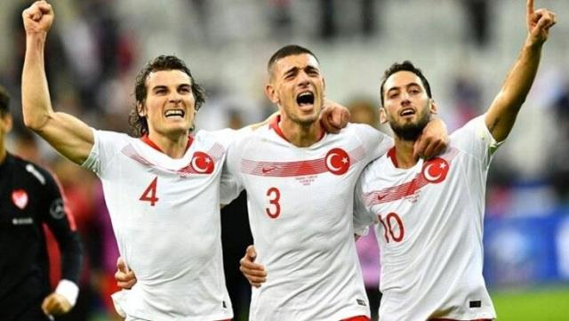 Hakan, Merih and Ozan Kabak will not be able to wear the national team jersey at EURO 2020, which was postponed this summer due to the pandemic.