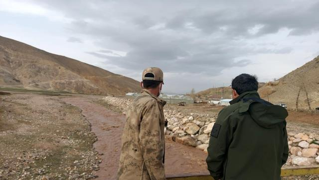 Nehre düşen 6 yaşındaki İpek'i arama çalışmaları aralıksız sürüyor