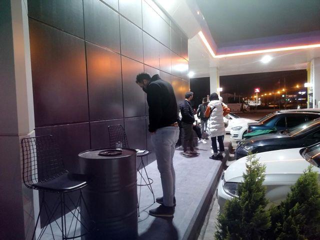 Son dakika haberi... Petrol istasyonunda kahve 44 bin 100 TL'ye mal oldu