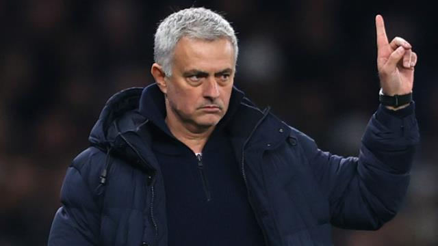 Portuguese coach Jose Mourinho also fired from Tottenham