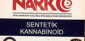 Narkotik Suçlarla Mücadele Şube Müdürlüğü: Sivas'ta bir araçta 205 gram Bonzai ele geçirildi
