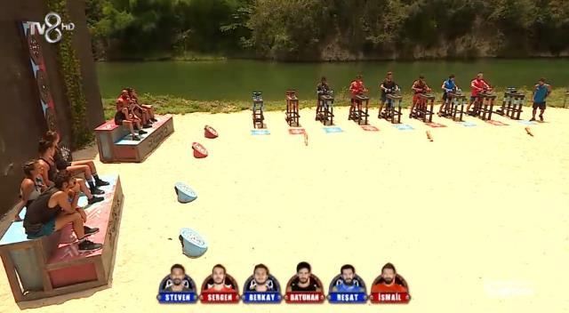 Survivor sembol oyununu kim kazandı? 19 Nisan bireysel sembol (performans) oyununu kim kazandı? Kimin kaç sembolü var? Ödül ne?