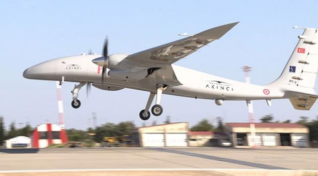 TSK'nın vurucu gücü olacak! SİHA'ların ardından 5,5 tonluk insansız hava aracı geliyor