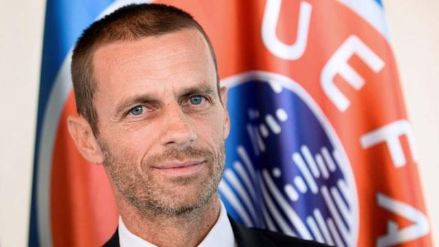 UEFA President Ceferin: I have never seen anyone say as much as the President of Juventus.  We didn't know that the snake was approaching this close.