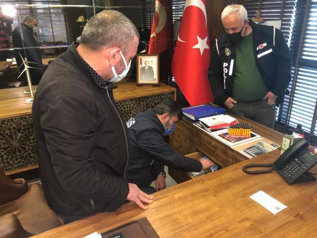 Ankara merkezli 14 ilde'Arsa Avcısı' operasyonu: 106 gözaltı