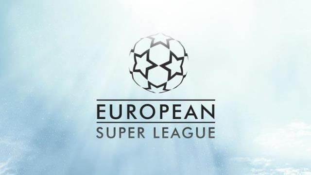 The European Super League project disbanded before it started!  2 teams withdrew, the president resigned