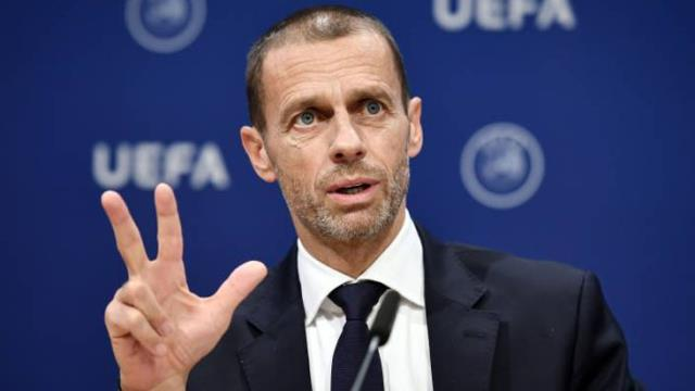 Ceferin: UEFA organizations need teams like Galatasaray, the greedy should know where their greatness comes from