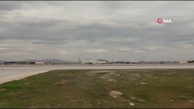 E-7T HİK uçağı, ilk defa bir NATO ülkesi hava sahasında görevi icra etti