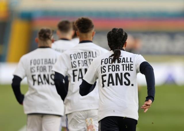 İngiliz kulübünün 'Avrupa Süper Ligi' tepkisi geceye damga vurdu