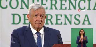 Mexico City: - Meksika Devlet Başkanı Obrador, AstraZeneca aşısı oldu
