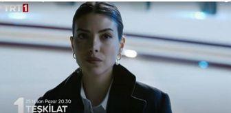 Mehmet Usta: Teşkilat 8. bölüm fragmanı izle! TRT1 Teşkilat yeni bölüm fragmanı izle! Teşkilat 7. bölüm izle