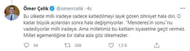 Bakan Soylu'dan CHP'li Altay'ın Cumhurbaşkanı Erdoğan için yaptığı benzetmeye sert tepki: Sizi 15 Temmuz'dan beter yaparız