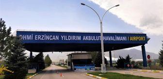 Yıldırım Akbulut: Erzincan Havalimanı'nın adı 'Yıldırım Akbulut' oldu
