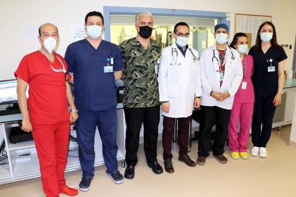 Eskişehir Şehir Hastanesi'nde 1 yılda 2 bin anjiyo ve 110 kalp ameliyatı