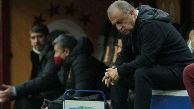 Fatih Terim confessed about the bad results: We're a little too fragile this season.