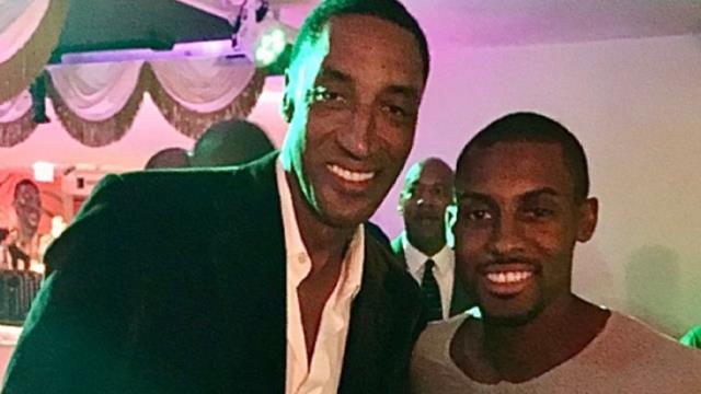 Gelmiş geçmiş en iyi basketbol oyuncuları arasında gösterilen Pippen'ın oğlu hayatını kaybetti