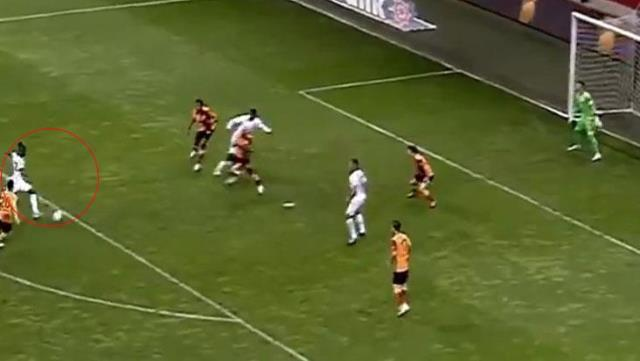 Edgar Le stepped forward and hunted Muslera from afar with a delicious shot when the attackers failed to score.