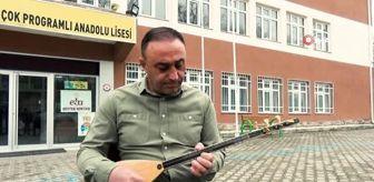 Mucur: Kırşehir'de öğretmenler öğrenciler için söyledi
