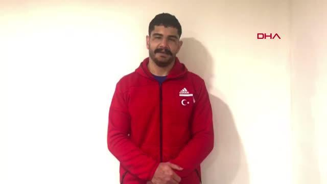 SPOR Taha Akgül: 8'inci kez Avrupa şampiyonu oldum, bu serbest güreşte bir rekor