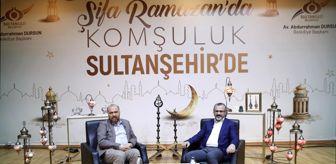 Abdurrahman Dursun: Sultangazi'de Ramazan etkinlikleri dijital ortamda