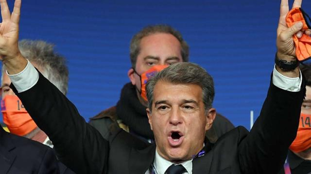 Barcelona President Laporta: European Super League must and project continues