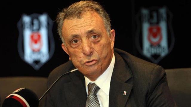 Beşiktaş President Ahmet Nur Çebi: I say very clearly, we are the champions