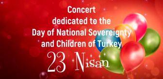 Avustralya: Çukurova Üniversitesi Devlet Konservatuvarı koordinatörlüğünde çevrim içi 23 Nisan konseri düzenlendi
