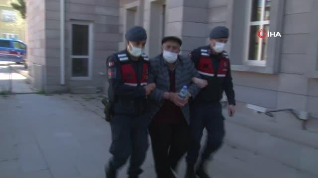Gelinini ve birlikte yakaladığı şahsı öldüren kayınpeder tutuklandı