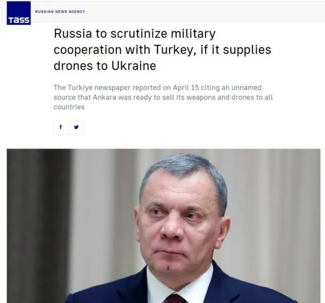 Rusya'dan Türkiye'ye SİHA tehdidi: Ukrayna'ya yardım ederseniz iş birliğimizi gözden geçiririz