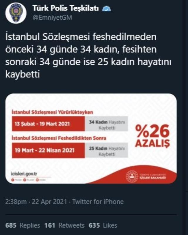 Tweet krizi! Emniyet paylaşımı sildi, Bakan Soylu geri adım atmadı