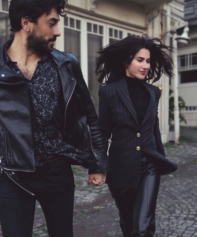 Büyük aşk bitti mi? Nesrin Cavadzade, Gökhan Alkan'la olan pozlarını sildi