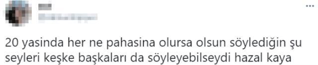 Camdaki Kız'daki bekaret sahnesinin ardından Hazal Kaya'nın yıllar önceki sözleri gündem oldu