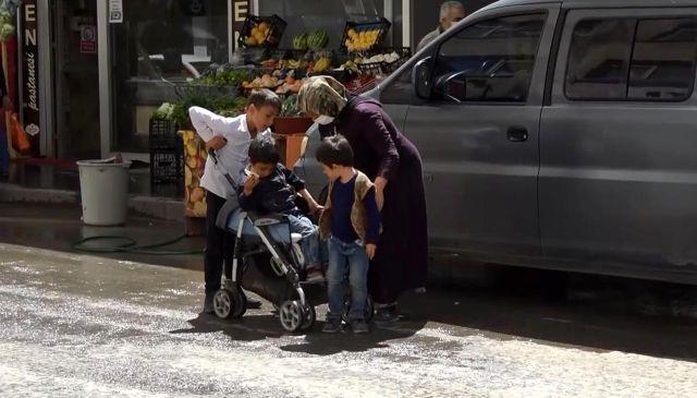 Son dakika haber... Doğu Anadolu Bölgesinde çocuk nüfusu dikkat çekiyor