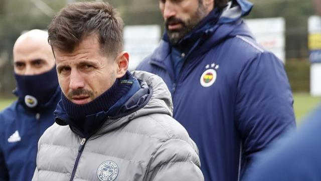 Emre Belözoğlu talked about what he talked to Aykut Kocaman at the edge of the field.