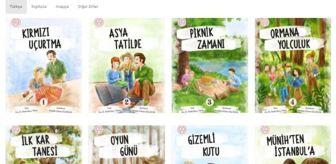 Türk Kültürü: MEB 23 Nisan dolayısıyla yurt dışında yaşayan Türk çocukları için sesli hikaye kitabı hazırladı