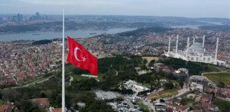 Kısıklı: Son Dakika: Çamlıca Tepesi'ne dev Türk bayrağı! İstanbul'un her yerinden görülebilecek