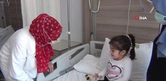 23 Nisan Ulusal Egemenlik Ve Çocuk Bayramı: Son dakika genel: 23 Nisan'ı hastanede geçiren çocuklara moral oldular