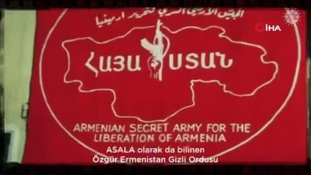 Son dakika haber | İletişim Başkanı Altun'dan Ermeni Terör Örgütü ASALA'nın iç yüzünü anlatan video