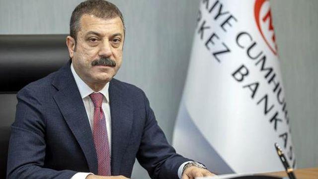 Merkez Bankası Başkanı, 128 milyar dolar konusunda iş dünyasını taraf olmaya davet etti