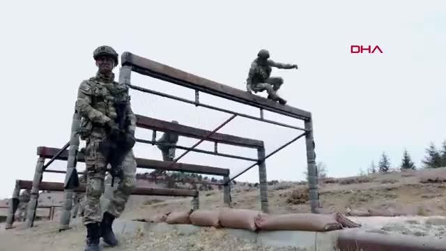 MSB'den 'Kahraman Türk Silahlı Kuvvetleri'nin Kahraman Komandoları, Kuzey Irak'ta' paylaşımı