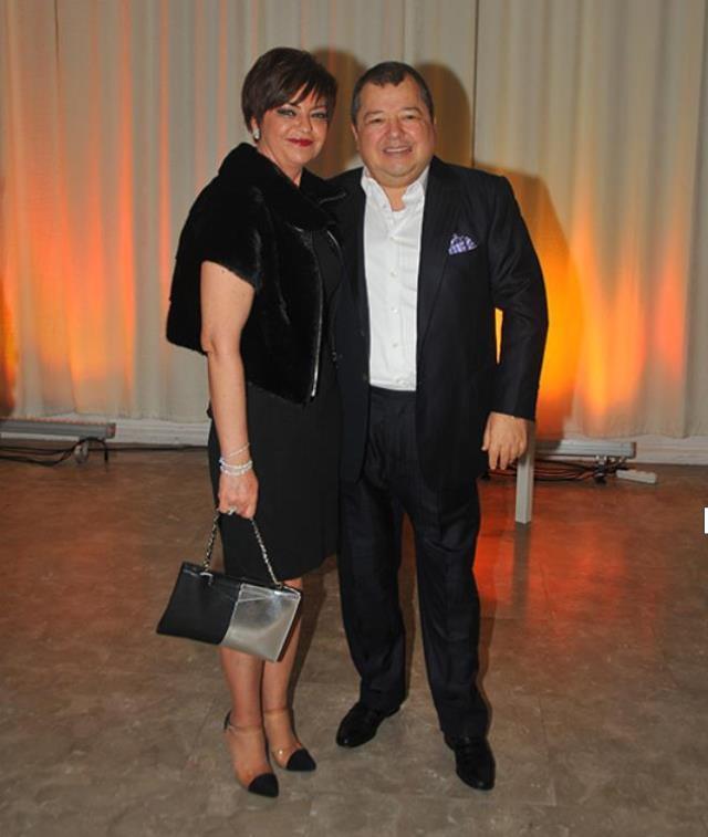 Sosyetik isim Kudret Akça, kendisini aldatan 40 yıllık eşine 50 milyon TL'lik boşanma davası açtı