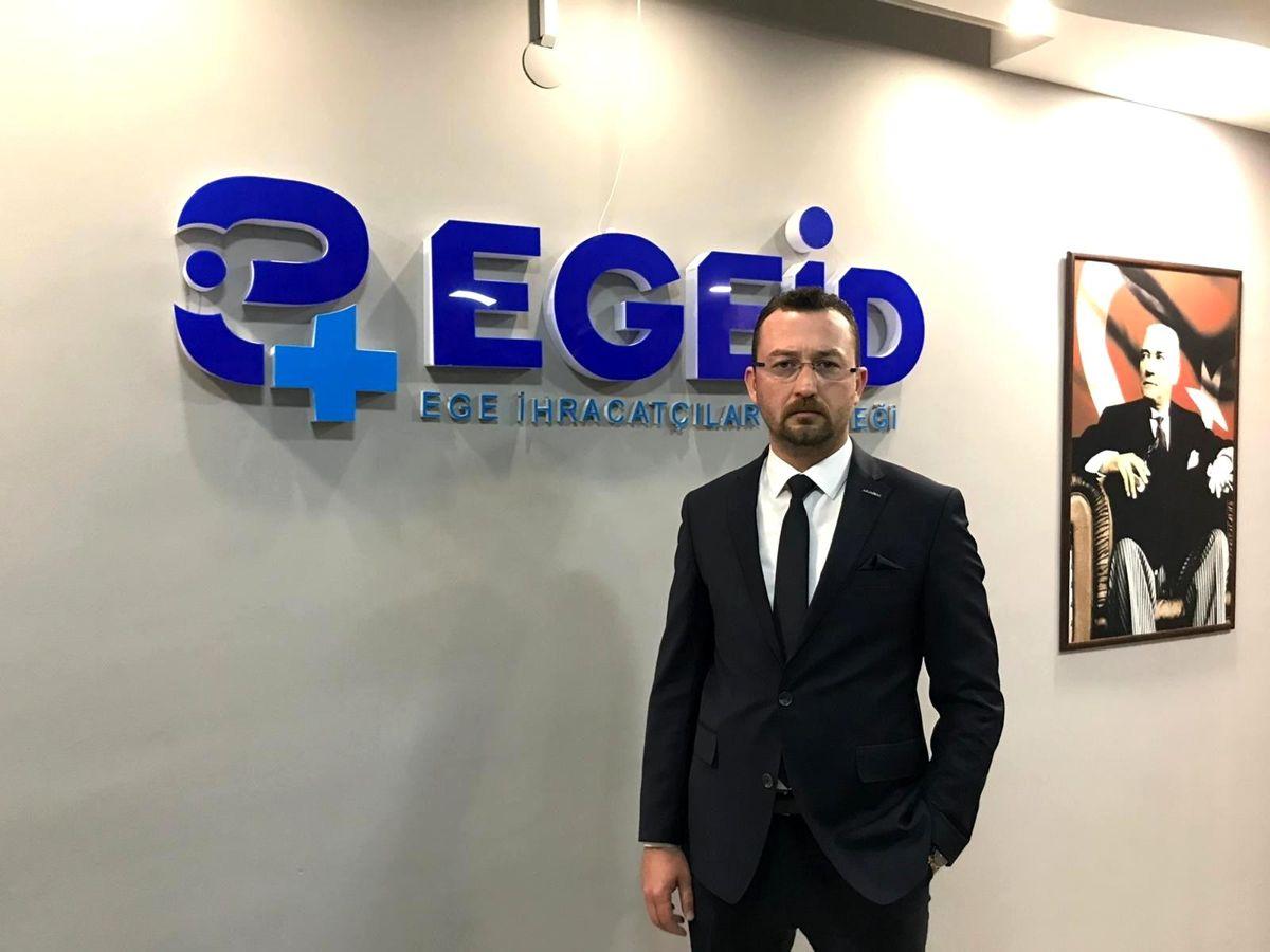 EGEİD Başkanı Ayberk Aloğlu: