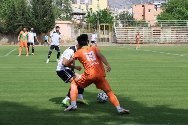 Karbel Karaköprü Belediyespor: 3-1