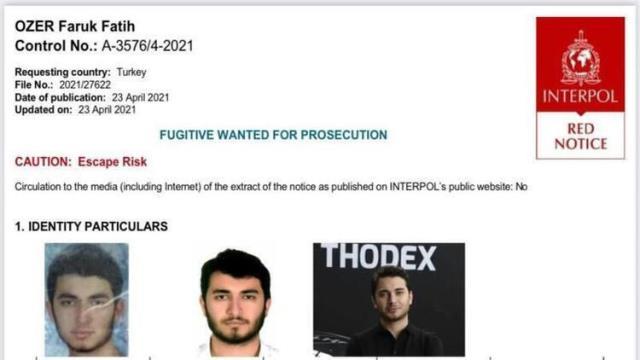Kripto Tosuncuk'la ilgili yeni detaylar ortaya çıktı: Emekli bir polisi yakın koruma olarak tutmuş