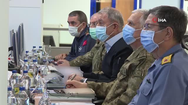 MSB: 'Kandil'e hava harekatında 4 hedef etki altına alındı'