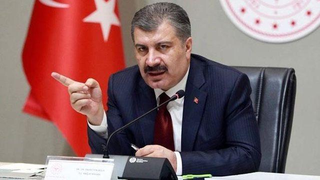 Son Dakika: Türkiye'de 25 Nisan günü koronavirüs nedeniyle 347 kişi vefat etti, 38 bin 553 yeni vaka tespit edildi